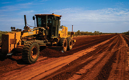 Rural Road Maintenance - Ashburton Shire
